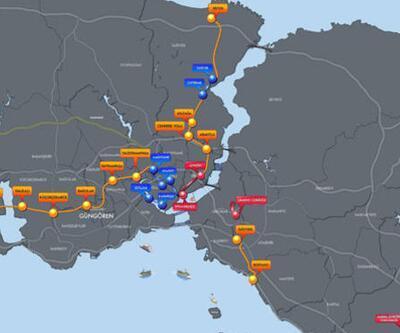 Binali Yıldırım'dan İstanbul trafiğini rahatlatacak önemli proje