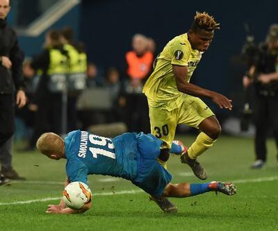 Zenit 1-3 Villarreal / Maç Özeti