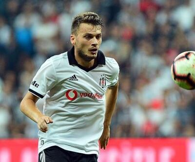 Beşiktaşlı futbolcu Ljajic'e milli davet