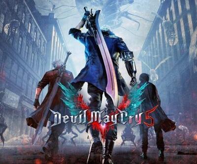 Devil May Cry 5 beğenildi