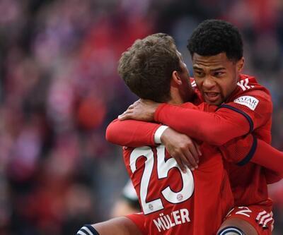 Bayern Münih 6-0 Wolfsburg  / Maç Özeti
