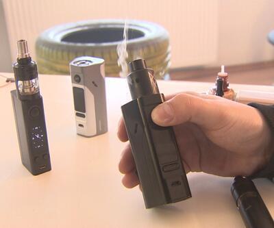 Elektronik sigara tehlikesi