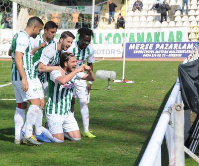 Giresunspor 12 maç sonra kazandı