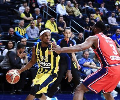 Fenerbahçe Beko 90-73 Bahçeşehir Koleji maç sonucu