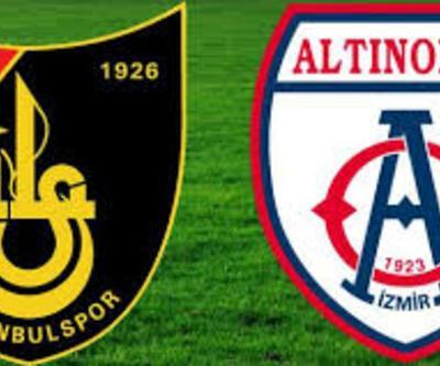 İstanbulspor 0-1 Altınordu maç özeti