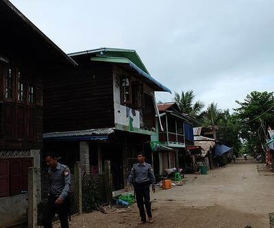 Myanmar'da karakola saldırı: 9 polis öldü