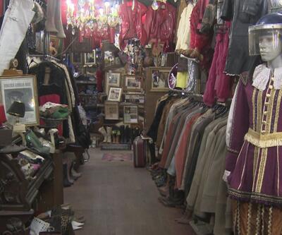 Tarihe açılan dükkan