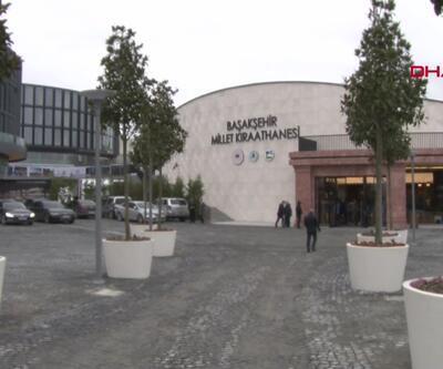 Başakşehir Millet Kıraathanesi açıldı