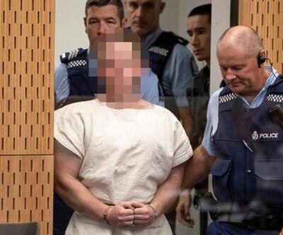 Terörist Brenton Tarrant böyle görüntülendi