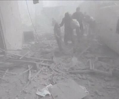 Suriye'de savaşın 8.Yıldönümü