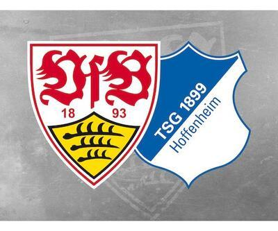 Stuttgart - Hoffenheim CANLI