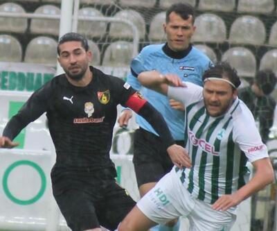 Giresunspor 0-0 İstanbulspor maç sonucu