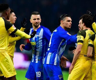 Dortmund 90 artılarda kazandı