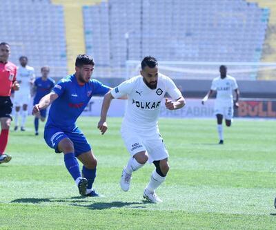 Altay 4-0 Karabükspor / Maç özeti