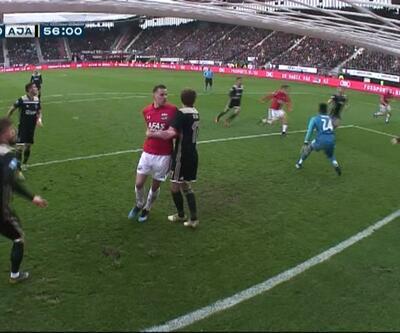 AZ Alkmaar 1-0 Ajax / Maç Özeti