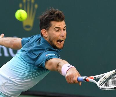 Indian Wells'in şampiyonları Thiem ve Andreescu