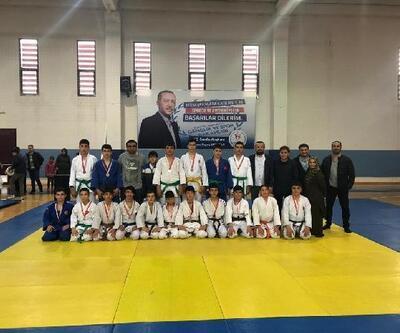 Selçuklu Belediyespor'dan judo da 32 madalya