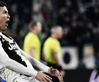 Cristiano Ronaldo'nun gol sevincine para cezası