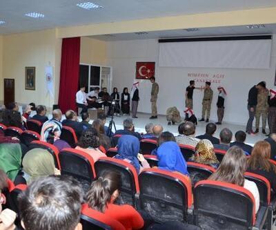 Darende'de 18 Mart Çanakkale Zaferi anıldı