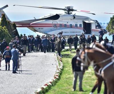 Erdoğan Çanakkale'de