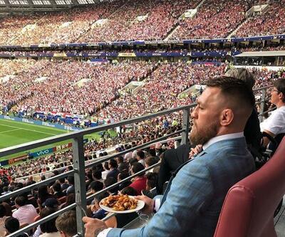 Conor McGregor'dan Zlatan Ibrahimovic'e yanıt