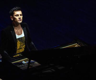 Dünyanın en hızlı piyanisti Mrvica İstanbul'da konser verdi