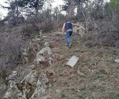 Ağaç kesmek için gittiği ormanda cesedi bulundu