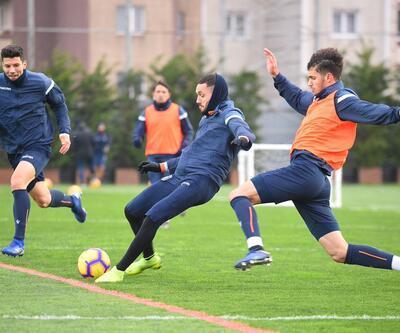 Başakşehir'de Konyaspor maçı hazırlıkları sürüyor