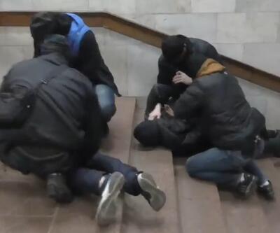 Ukrayna'da metroya bombalı saldırı önlendi