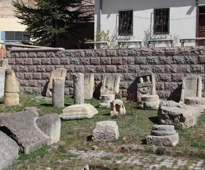 2 bin yıllık eserler 33 yıl sonra Gümüşhane'ye döndü