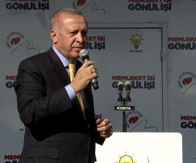 Erdoğan: Golan Tepeleri'nin takipçisiyiz