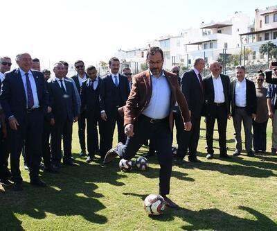 Bakan Kasapoğlu'ndan Milli Takım yorumu: Güzel bir sonuç aldık