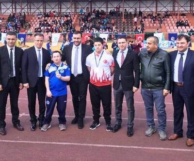 Kocaeli'nde Okullararası Atletizm Şampiyonası yapıldı