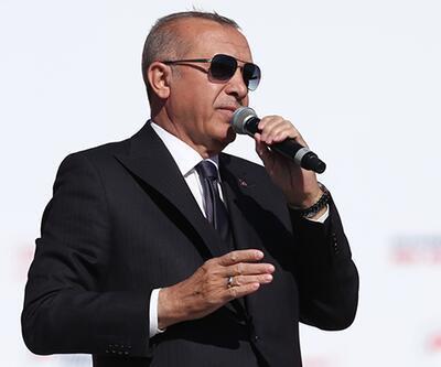 Cumhurbaşkanı Erdoğan Büyük İstanbul mitinginde açıkladı