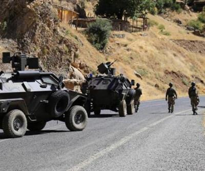 Bingöl'de 21 bölgede 'Geçici Özel Güvenlik Bölgesi' uygulaması