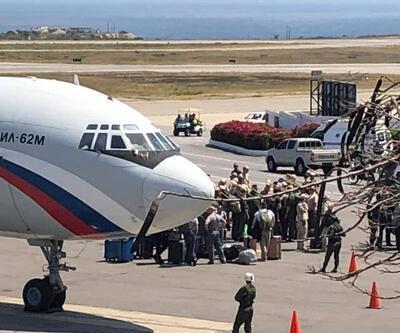 """Pompeo'dan Lavrov'a """"Venezuela"""" uyarısı"""