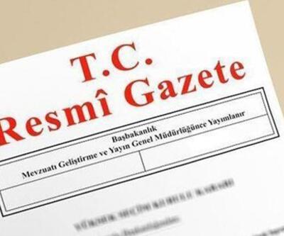 Adalet Bakanlığı yönetmeliği Resmi Gazete'de