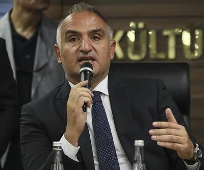 Bakan Ersoy: Turist sayısında yüzde 15 artış olacağına inanıyorum