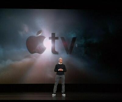 Apple TV+ geliyor