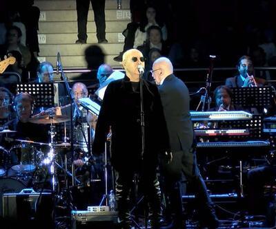 Cumhurbaşkanlığı Senfoni Orkestrası ve MFÖ aynı sahnede