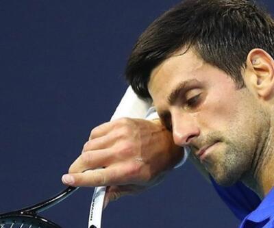 Djokovic'ten Miami Açık'a erken veda