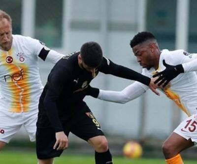 Galatasaray 2-0 İstanbulspor / Maç Özeti