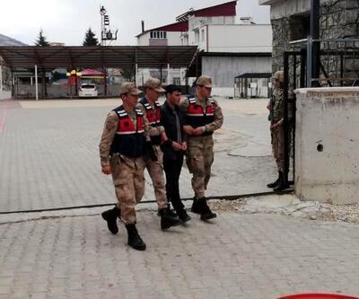 Diyarbakır'da aranan PKK şüphelisi, Çağlayancerit'te yakalandı