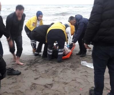 İntihara kalkışan ikizini kurtarmak isterken boğuldu