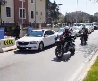 Sakarya'da 'drone'lu fuhuş operasyonu: 2 tutuklama