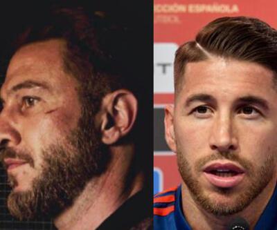 Sergio Ramos sosyal medyayı salladı