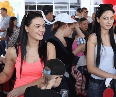 Ruslar Türkiye'de ortalama 607 euro harcıyor