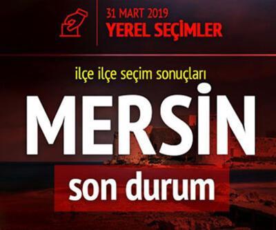 Son dakika... İşte Mersin'de oy oranları: Anlık seçim sonuçları