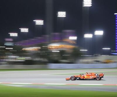 F1 Bahreyn'de Ferrari'ye motor arızası şoku