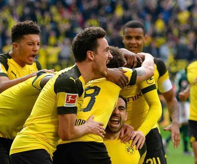 Dortmund 2-0 Wolfsburg / Maç Özeti